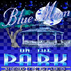 Blue Moon on the Park Logo