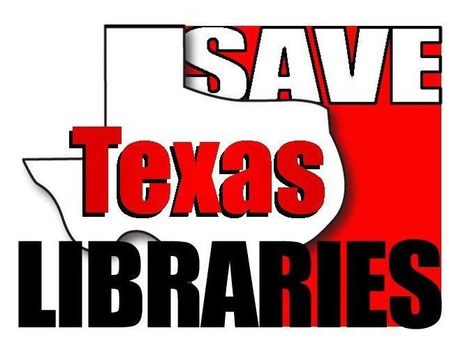 Save Texas Libraries