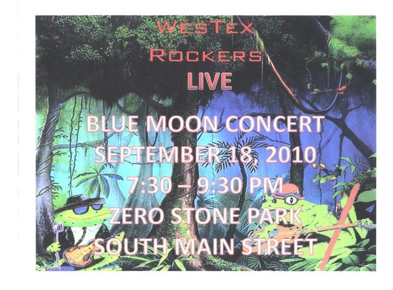 WesTex Rockers
